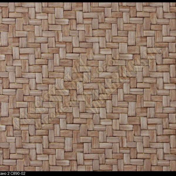 Обои виниловые, коридор, коричневые, на кухню, Американо 890-02, супер-мойка, 0,53*12м