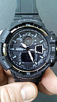Casio g-shock GWA 1100(черные)