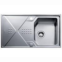 Кухонная мойка Teka EXPRESSION 1B 1D 86 полированная