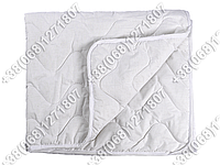 Одеяло детское шерстяное 105х115 облегченное (белая бязь)