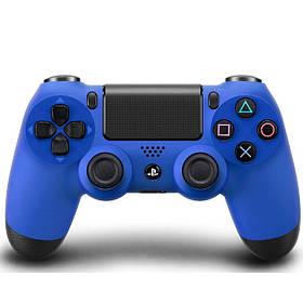 Джойстик Sony DualShock 4 V2 для PS4 Геймпад Беспроводной Синий