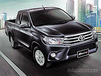 Toyota HiLux 2015-