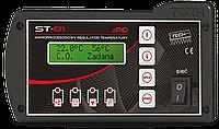 Автоматика для котла с ручной загрузкой TECH ST-81 zPID