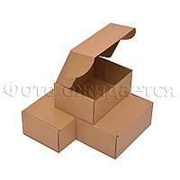 Картонна коробка 215*130*59 бура