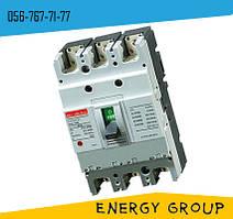 Силовой автоматический выключатель E.next 60S 3p, 10А