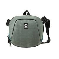 Вместительная сумка для DSLR камеры CRUMPLER Quick Escape 500 (dk. mouse grey), QE500-002