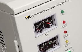 Новое поступление - стабилизаторы напряжения сервоприводные серии СНИ