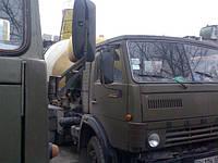 Бетон в Одессе, автомиксерами, керамзитобетон, бетононасос.