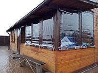 Плёночные окна для пристройки., фото 1