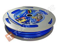Трубка пневматическая полиэтилен РЕ Ø6-8мм (пр-во SALFLEX) Турция цвет синий (норма отпуска бухта 100м)
