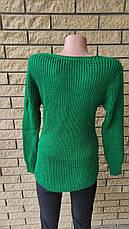Кофта, светр жіночий модний NN, фото 3
