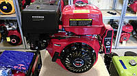Бензиновый двигатель WEIMA WM190FЕ-S (HONDA GX420) (шпонка, бензин 16л.с., электростартер)