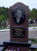 Памятник из гранита № 1211