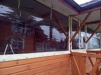 Плёнчатые окна для веранды., фото 1
