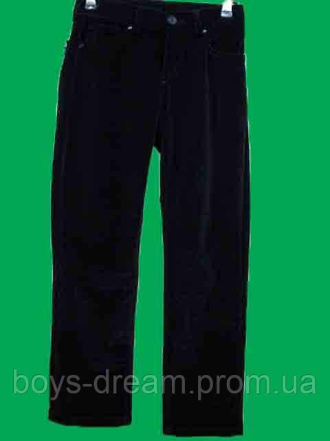 Классические велюровые брюки для мальчика (Турция)