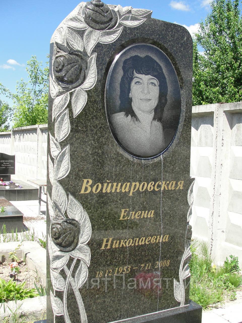 Памятник из гранита № 1216