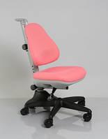 Детское кресло Mealux Y-317 KP однотонное розовое