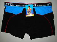 Трусы мужские боксеры  ATENI 2XL (52-54)