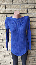 Кофта, светр жіночий модний NN, фото 2