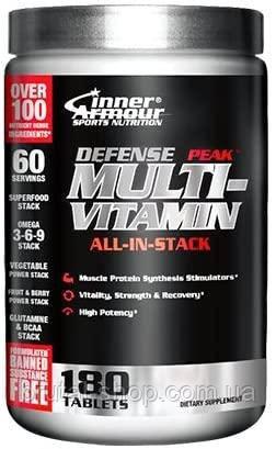 Вітамінно-мінеральний комплекс Inner Armour Sports Defense Multi-Vitamin (180Tab)