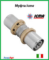 Муфта пресс переходная Icma 32*20  Арт. 400