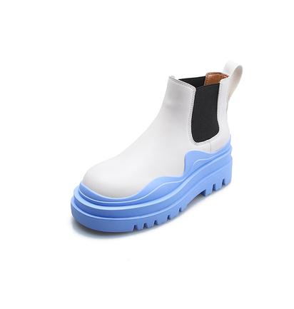 Жіночі зимові черевики (на байці)