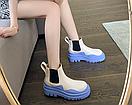 Жіночі зимові черевики (на байці), фото 4