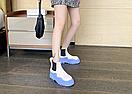 Жіночі зимові черевики (на байці), фото 6