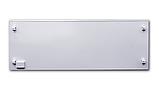 Металлокерамический дизайн-обогреватель Uden-S UDEN-500D одноцветный по каталогу RAL, фото 2