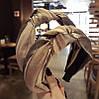 Обруч для волос чалма, модный обруч для волос с узелком, фото 6