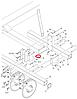 Швеллер распорный 149-073D бу