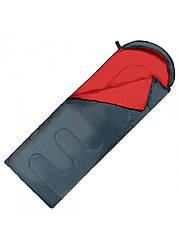 Спальний мішок (спальник) ковдра SportVida SV-CC0063 +2 ...+ 21°C R Navy Green/Red