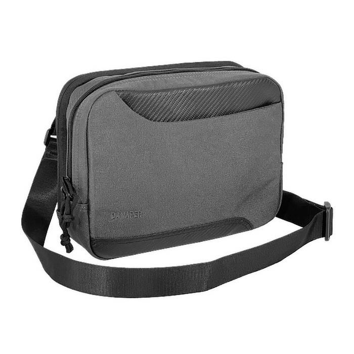 Плечевая сумка для оружия DANAPER Luton (290x230x90мм), серая