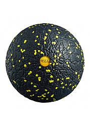 Масажний м'яч 4FIZJO EPP Ball 10 4FJ0216 Black/Yellow