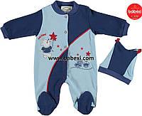 Человечек для мальчика 3-6 месяцев