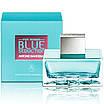 Парфуми Антоніо Бандерас Блю Седакшн 50мл,  жіночий квітковий водяний аромат ANTONIO BANDERAS Blue Seduction For Women, фото 2