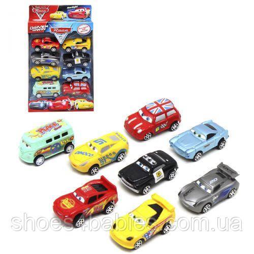 [S451] S451 Машинки 8 шт * 96 * 1