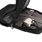 Міський рюкзак для ноутбука з AUX,USB Leadfas, фото 7