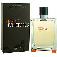 Парфюмированная вода для мужчин Hermes Terre D`Hermes (Гермес Терре Де Гермес), фото 1