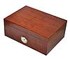 Хьюмидор 92052 (82052) для 50 сигар, цвет коричневый, 31х22х13см