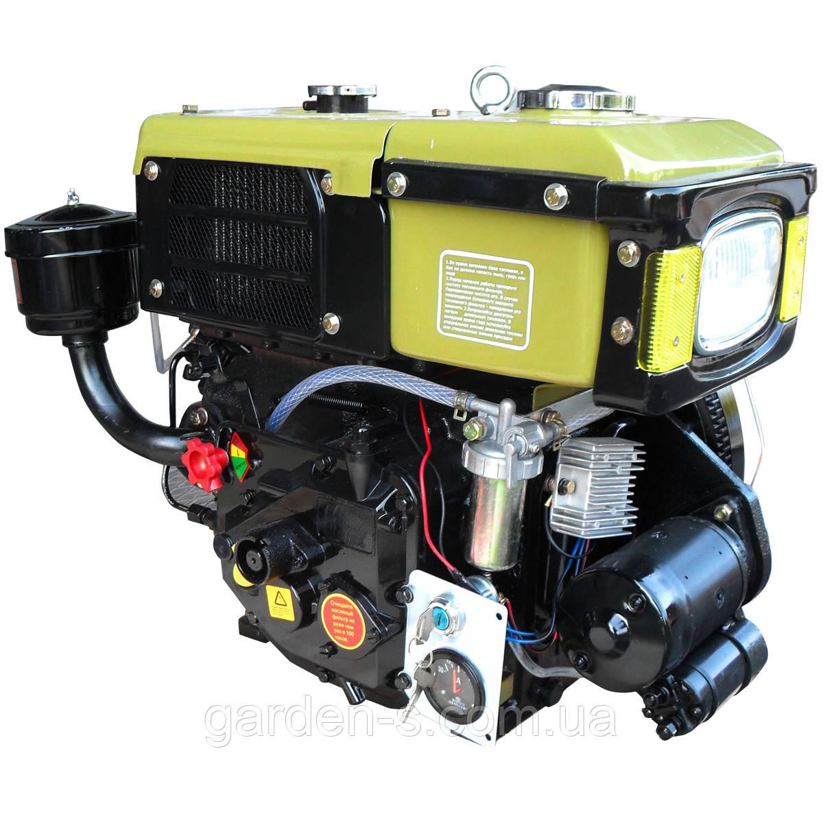 Дизельный двигатель Кентавр ДД180В 8 лс