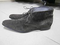 Мужские туфли  Santoni. Оригинал.