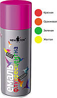 Аэрозольная эмаль NEWTON флуоресцентная 400мл