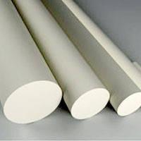 Капролон (поліамід) стрижневий, діаметр 30 мм, довжина відрізка 1000 мм ТУ 6-05-988-93