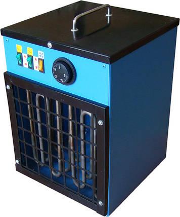 Электрический промышленный тепловентилятор ТПВ-30, фото 2