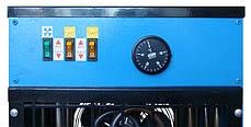 Электрический промышленный тепловентилятор ТПВ-30, фото 3