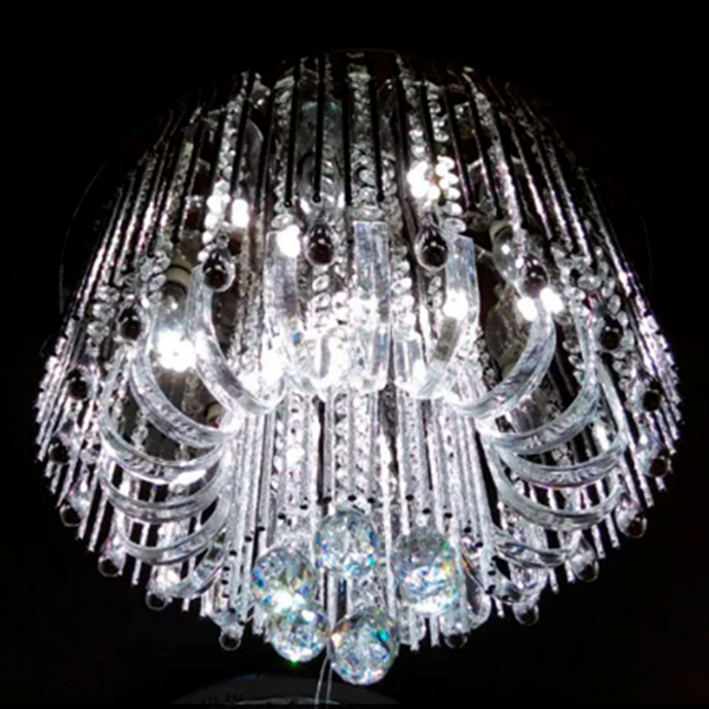Люстра Торт LED SX-9127/500