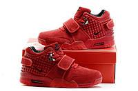 Баскетбольные кроссовки Air Trainer Cruz красные