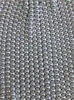 Керамический жемчуг, белый 10 мм