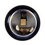 Патрон электрический Е27 подвесной карболит, фото 2